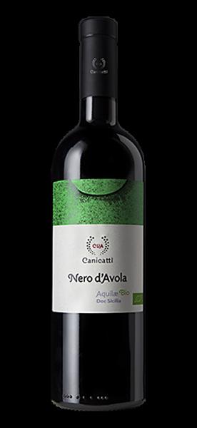 Canicatti Nero d'Avola DOC Aquilae / BIO