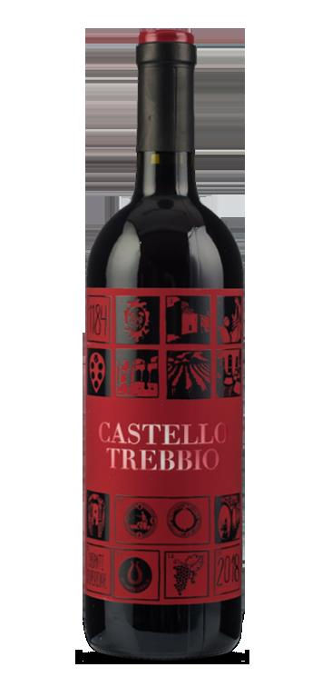 Image of Castello Trebbio Chianti Superiore DOCG BIO 2018