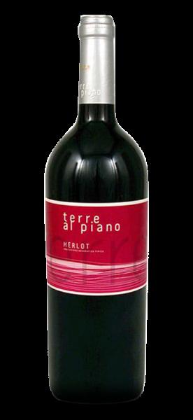 Terre al Piano Merlot del Veneto IGT DV 1.0l 2018