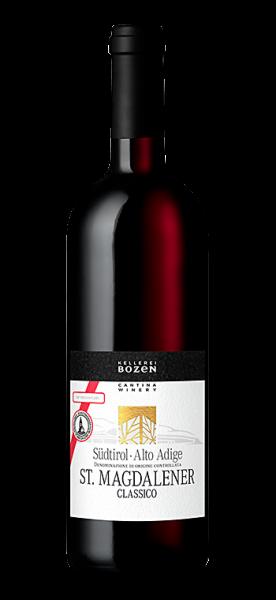 Kellerei Bozen St. Magdalener Klassisch DOC 0.375l 2019