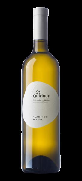 St.Quirinus Cuvee Weiss IGT Planties (Piwi) BIO