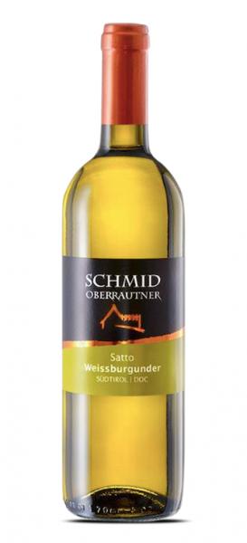 Schmid / Oberrautner Weissburgunder DOC Satto
