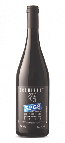 Arianna Occhipinti Sicilia SP 68 Rosso IGT
