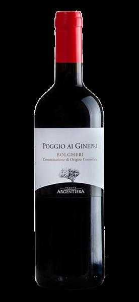 Tenuta Argentiera Bolgheri Rosso DOC Poggio Ai Ginepri 2019