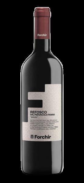 Forchir Refosco dal Peduncolo Rosso DOC Manin 2018