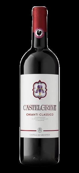 Castelli del Grevepesa Chianti Classico DOCG Castelgreve 2018