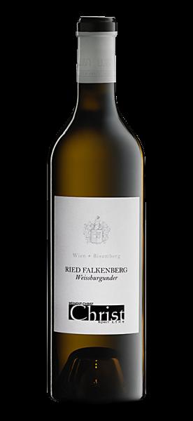 Christ Weissburgunder Falkenberg 1. Lage oeTW