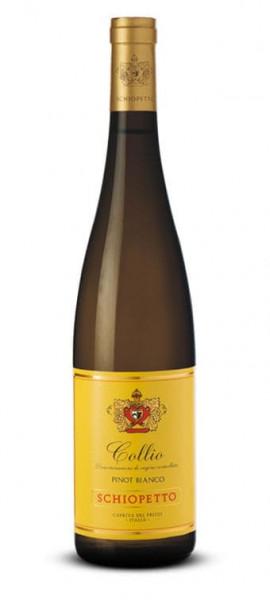 Schiopetto Pinot Bianco DOC Collio 2017