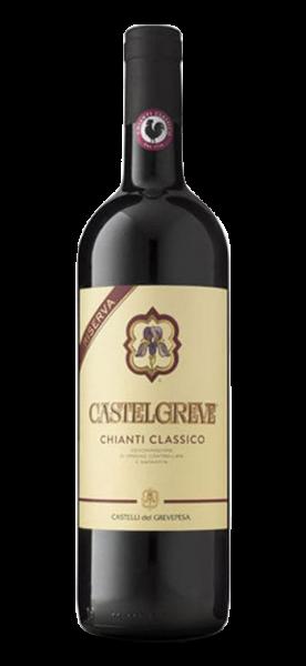 Castelli del Grevepesa Chianti Classico Riserva DOCG Castelgreve 2016