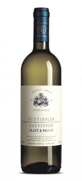 Erbhof Unterganzner Sauvignon Blanc DOC Platt & Pignat